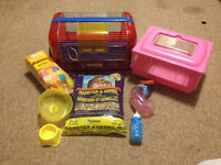 Everything you need for a Hamster !
