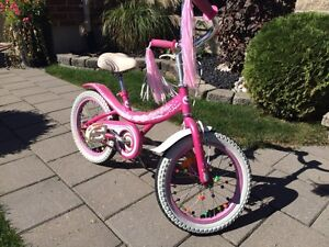 "Supercycle Cream Soda Girls 16"" Bike"