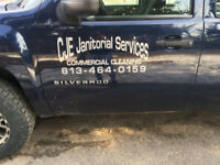 CJE JANITORIAL SERVICES