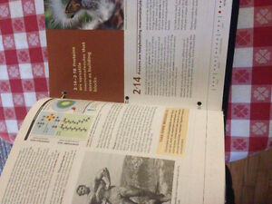 What is Life:A Guide to Biology,with prep-u,Concordia textbook. West Island Greater Montréal image 5