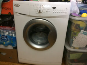 Whirlpool Front Load Apartment-Size Washer (1.9 cu.ft)