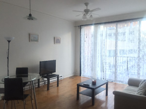 2Bedroom-Fully Furnished-Downtown- Available July1