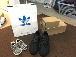 INFANT YEEZY BOOST 350 TURTLE DOVE SIZE 6k