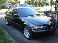 2002 BMW 3-Series 325 XI Berline