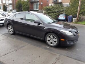 MAZDA 6 GS 2009 MANUELLE 6 VITESSES TOIT MAGS.AC FROID