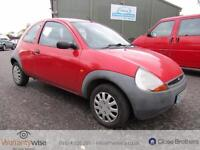 FORD KA 1.3, Red, Manual, Petrol, 2005 LONG MOT