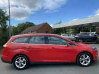 2012 Ford Focus 1.0 125 EcoBoost Zetec 5dr Estate Petrol Manual