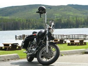 1983 Harley Davidson FXSB Shovel