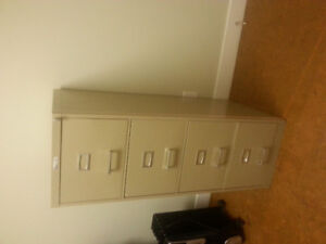 Giant Functional Filing Cabinet