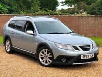 2010 59, Saab 9-3 1.9 TTiD ( 180ps ) SportWagon 9-3 X TTiD ++ LOOKS GREAT