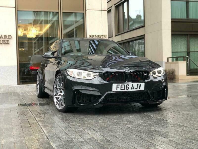 2016 Bmw M3 3 0 Competition Pack M Dct S S 4dr In Greenford London Gumtree