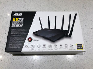 Asus RT-AC3200 AC Wireless Router