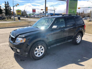 2011 Mazda Tribute 4x4, Loaded, Exec Cond, Only 93km!!!