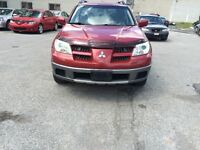 2006 MITSUBISHI OUTLANDER,4 CYL,AUTOMATIQUE,4X4,FULL EQUIPE