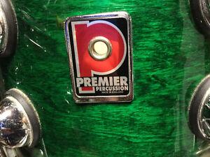 DRUM STUFF - Premier GENISTA 6 Piece Kit - Made in England