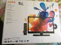 Alba 19' HD Ready LED TV/DVD Combi