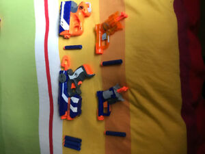 "Nerf Elite ""small gun pack"""
