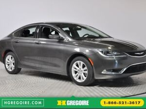 2016 Chrysler 200 Limited AC CRUISE BLUETOOTH SIEGES ET VOLANT C