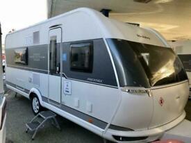 2020 HOBBY Prestige 560 wlu 4 berth Fixed bed and bathroom new 2020