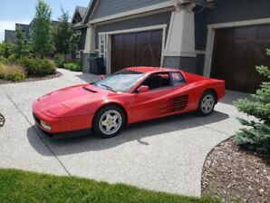 1988 Ferrari Testarossa Coupe (2 door)