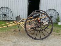 Horse Road Cart