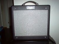 Mint Fender Pro Junior 111 / 15 Watt Tube Combo