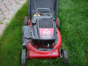 Lawnmower Not working Worry Not, I fix at your Home