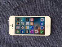 iPhone 5 EE Virgin 16GB silver