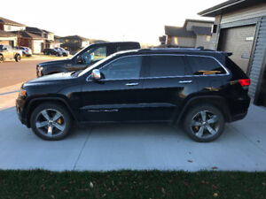 *** Trade 2015 Jeep Grand Cherokee Limited for sports car***