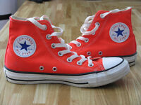 CONVERSE HIGH TOPS SHOES/SOULIERS CONVERSE