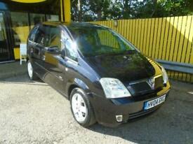 image for 2004 Vauxhall Meriva 1.6 16V Design 5dr MPV Petrol Manual