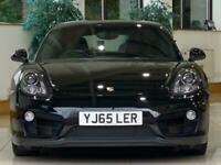 2016 Porsche Cayman 24V BLACK EDITION PDK Semi Auto Coupe Petrol Automatic