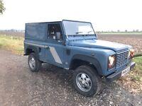 Landrover Defender 90 300TDI 1998