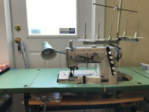 Selling Industrial Coverstitch