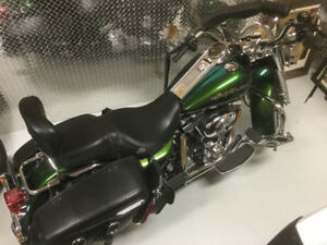 Road King custom dragonfly