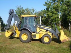 2014 John Deere 410K Loader Backhoe – 1157 Hours