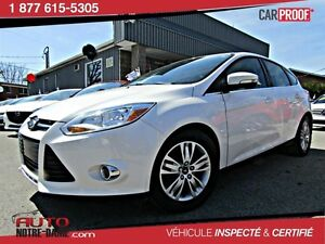Ford Focus 5dr HB SEL AUTOMATIQUE * AIR * MAGS * NAVIGATION * 20