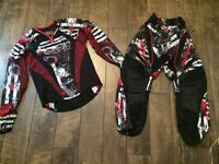 Valken paintball jersey and pants