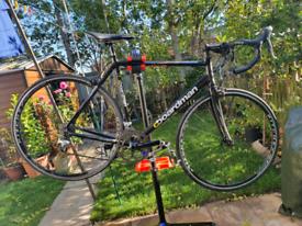 Boardman Ritchey Carbon Forks 105 + Tiagra Road Bike cube scott giantB