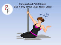 Pole Fitness Trial Class February 10th
