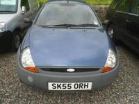 2005 FORD KA 1.3i [70] 3dr TRADE IN TO CLEAR MOT SEPT2017