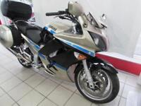 2012 YAMAHA FJR1300 ABS PRISTINE BIKE WITH PANNIERS TOP BOX AND INNER BAGS
