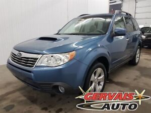 Subaru Forester XT Limited AWD Cuir Toit Panoramique MAGS 2010