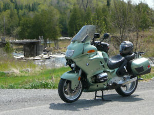 BMW R1100RT Motorcycle for sale: Showroom condition; Unique