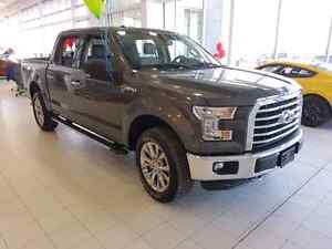 NEW 2016 Ford F-150 XLT FX4 & XTR Package 5.0L V8