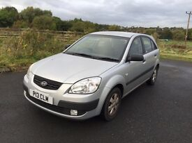 2008 Kia Rio 1.5 CRDI 1 Owner Service History £30 Road Tax Superb Drive MOT Till July 2017 Superb