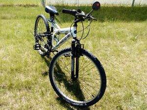"Supercycle Vice 26"" Full Suspension Mountain Bike-$75 ($169.99)"