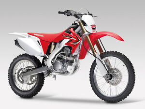 2016 CRF250X Brand New Condition