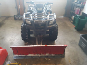 SUZUKI VINSON 500 QUAD/ATV FOR SALE