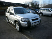 2006 (56) Land Rover Freelander 2.0Td4 Sport * EXCELLENT EXAMPLE * DIESEL 4X4 *